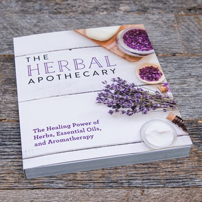 The Herbal Apothecary Book