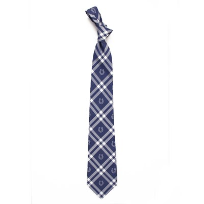 Woven Tie - Indianapolis Colts
