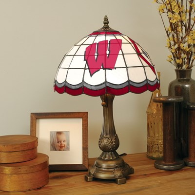 Tiffany Table Lamp - Wisconsin
