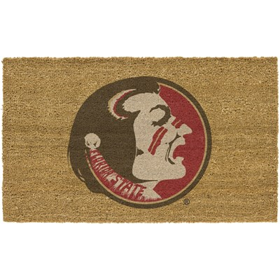 Color Logo Doormat - Florida State