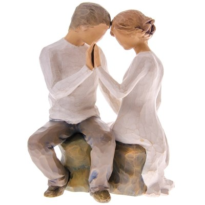 Willow Tree ® Around You Figurine