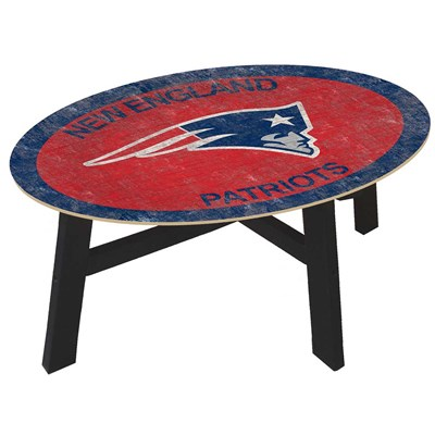 New England Patriots - Team Color Coffee Table