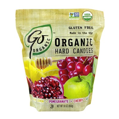Organic Hard Candies - 1.88lbs.
