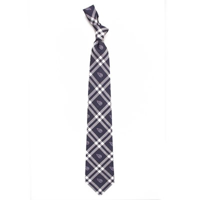 Woven Tie - Tennessee Titans