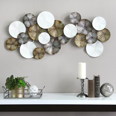 Claudette Modern Wall Decor