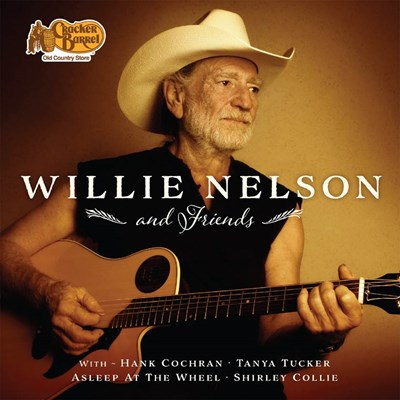 Willie Nelson and Friends CD