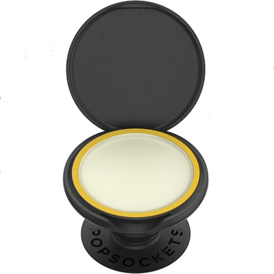 Burts Bees & Popsocket Lip Balm Black Night