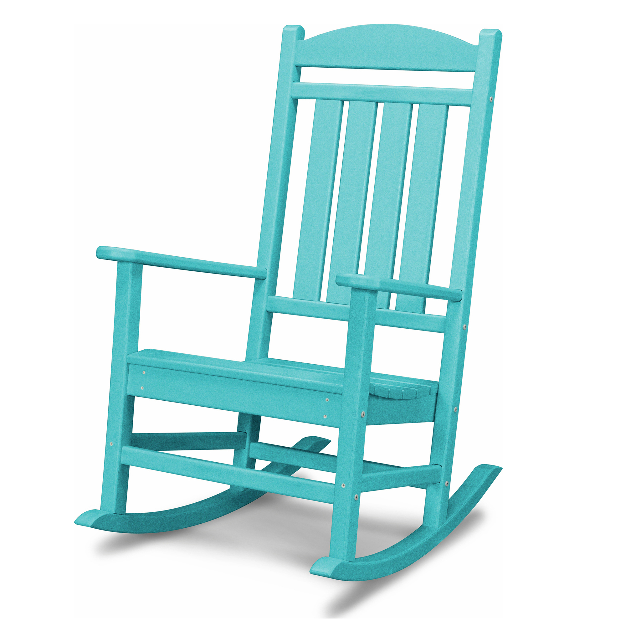 POLYWOOD Reg; All Weather Presidential Rocker   Home Furniture   Outdoor  Furniture   Rocking Chairs   Cracker Barrel Old Country Store   Cracker  Barrel Old ...