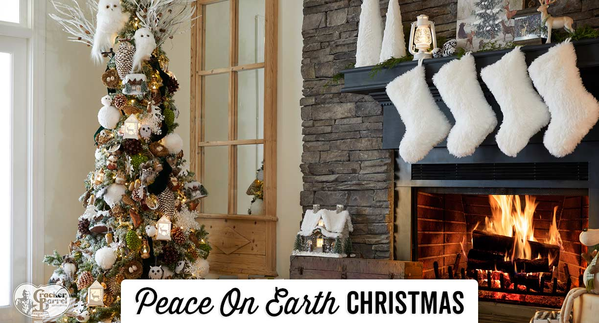 Peace On Earth Christmas Collection