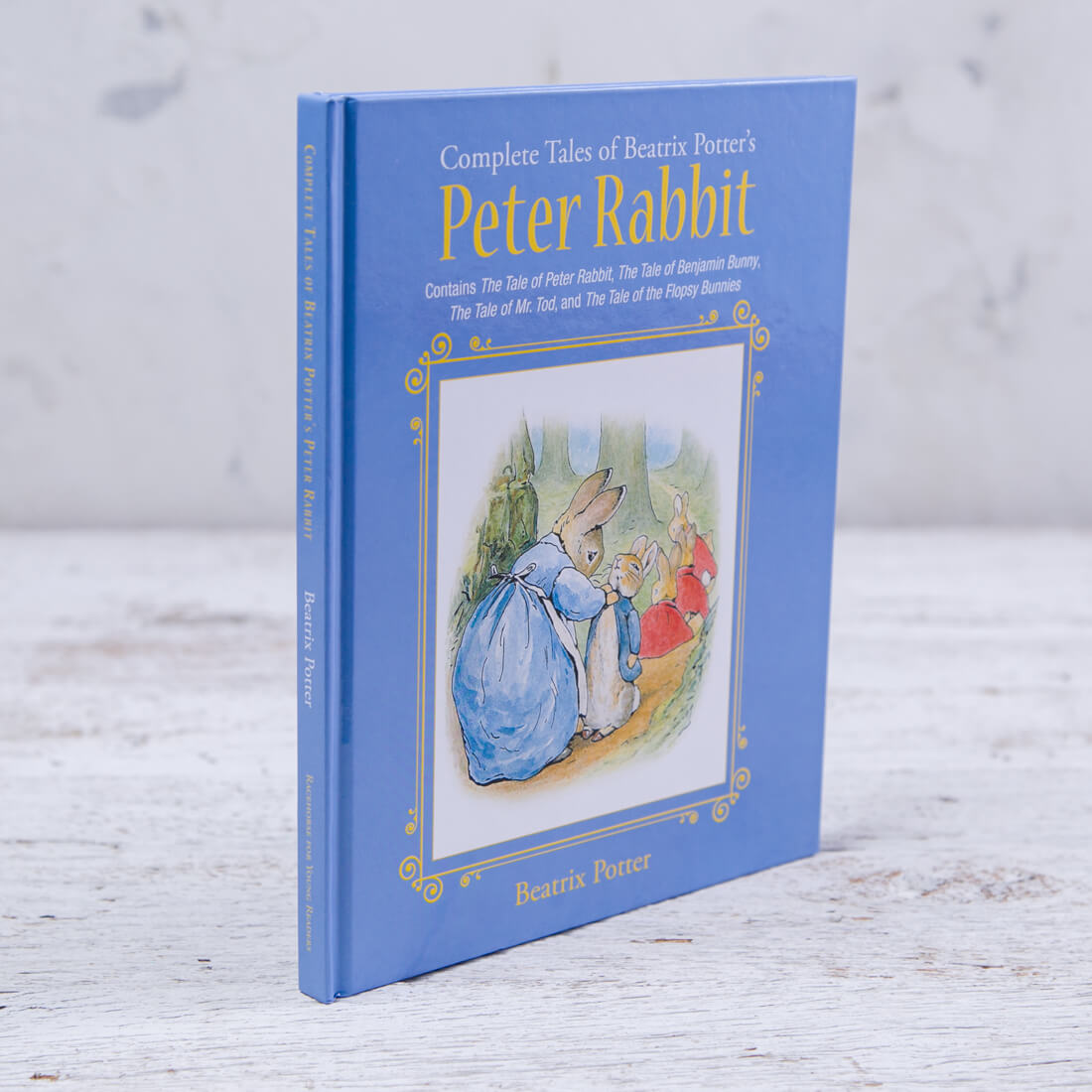 Complete Tales of Peter Rabbit Book