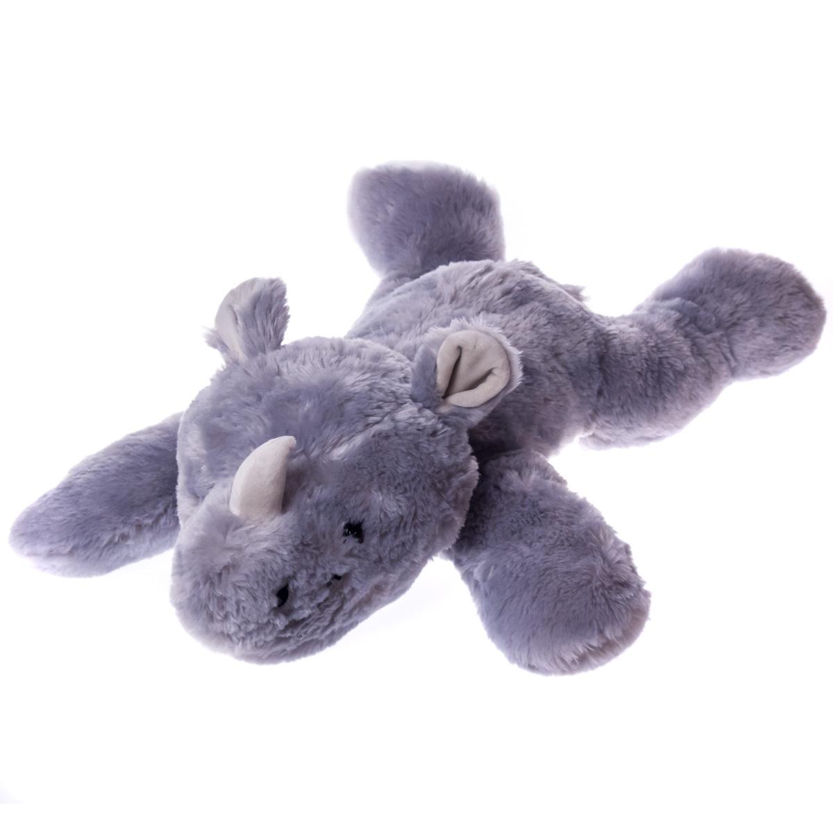 Jumbo Plush Rhino