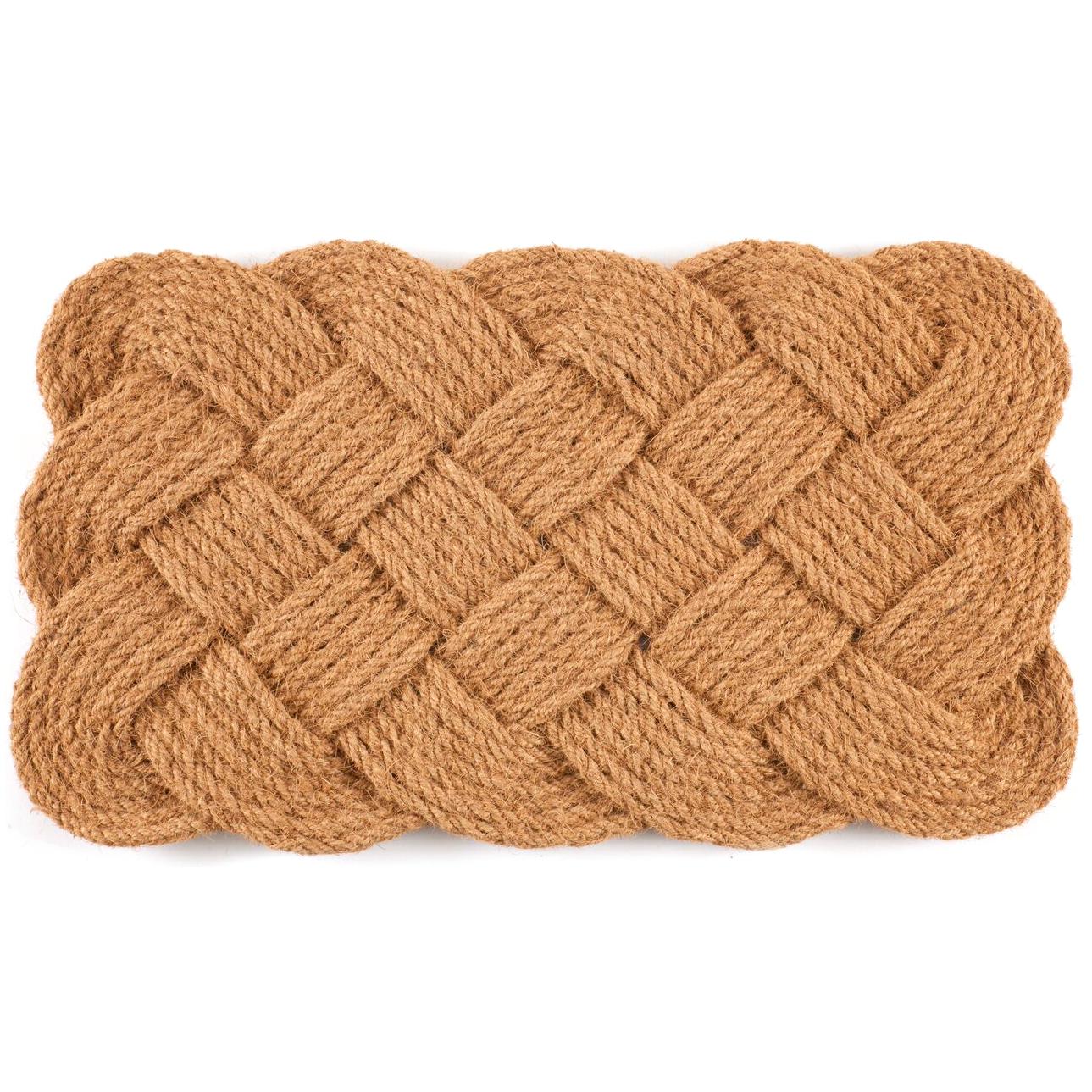 Shop Knotical Handwoven Coir Doormat