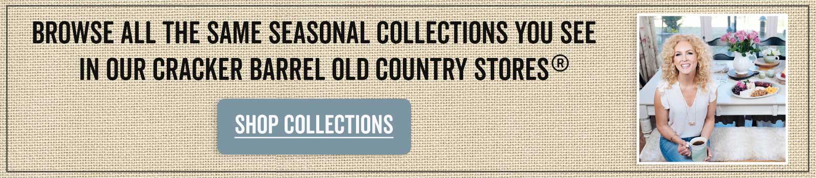 Cracker Barrel Collections