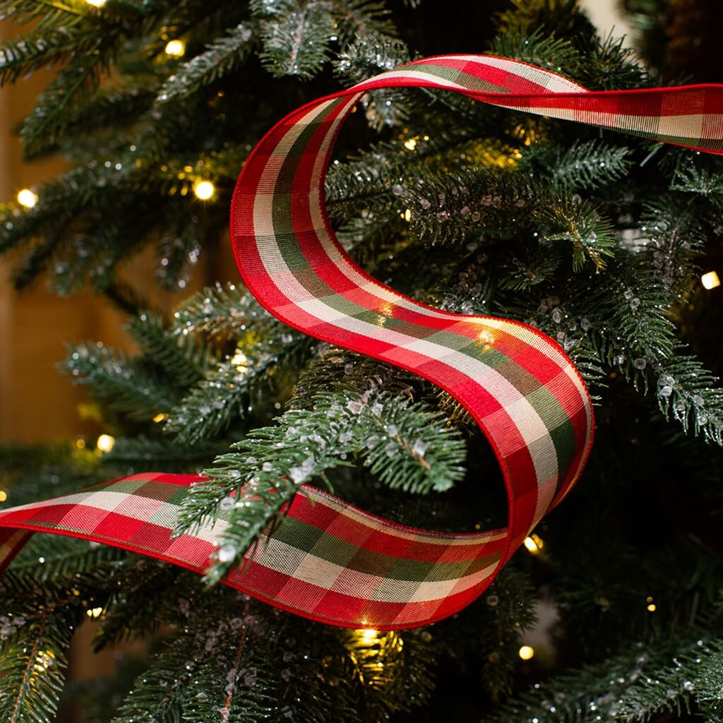 Traditional Christmas Ribbon