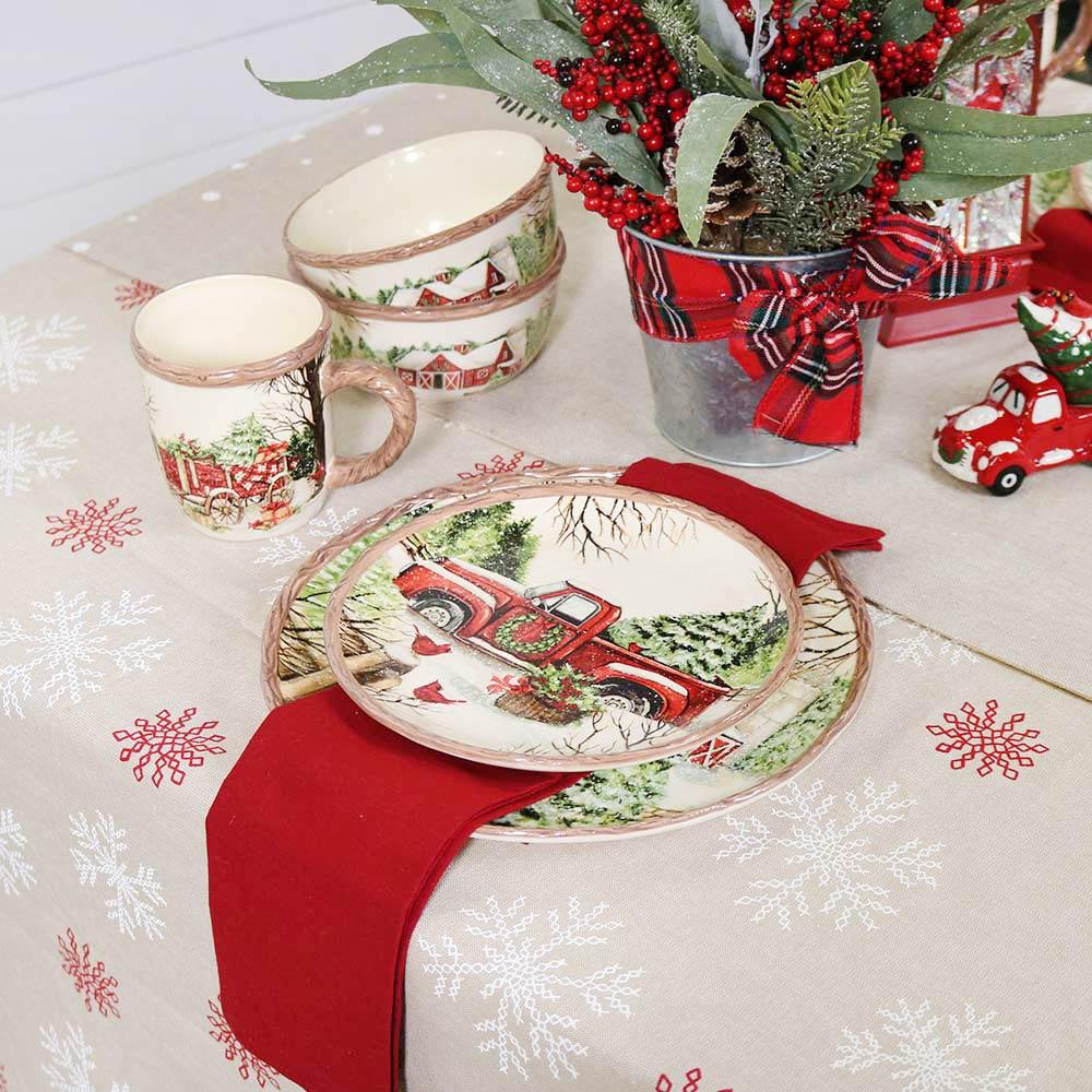 Shop Christmas Tabletop
