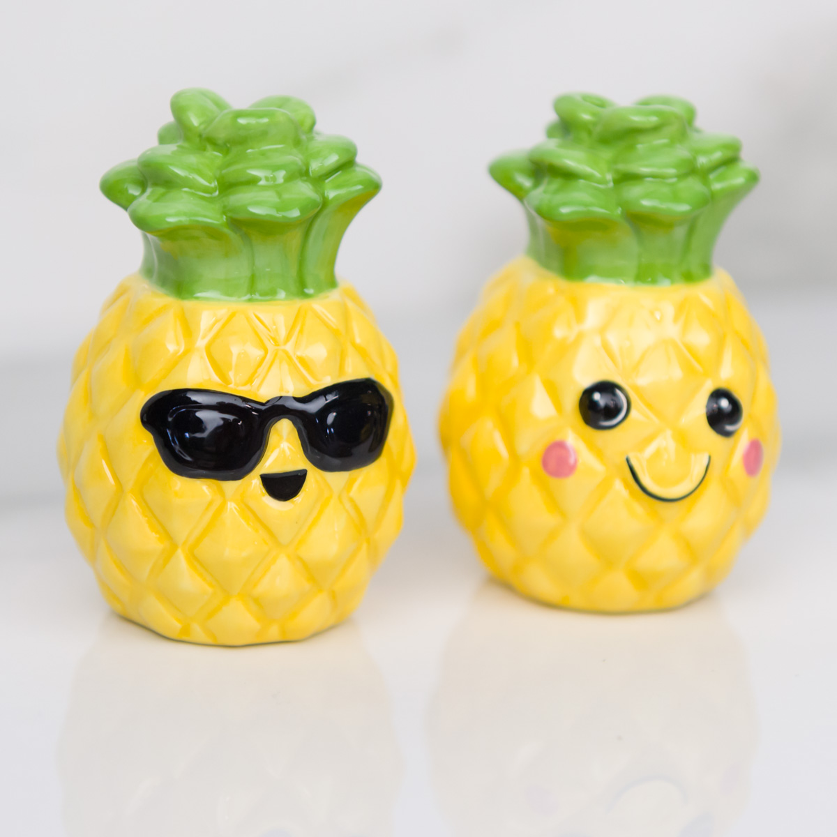 Pineapple Salt and Pepper Set