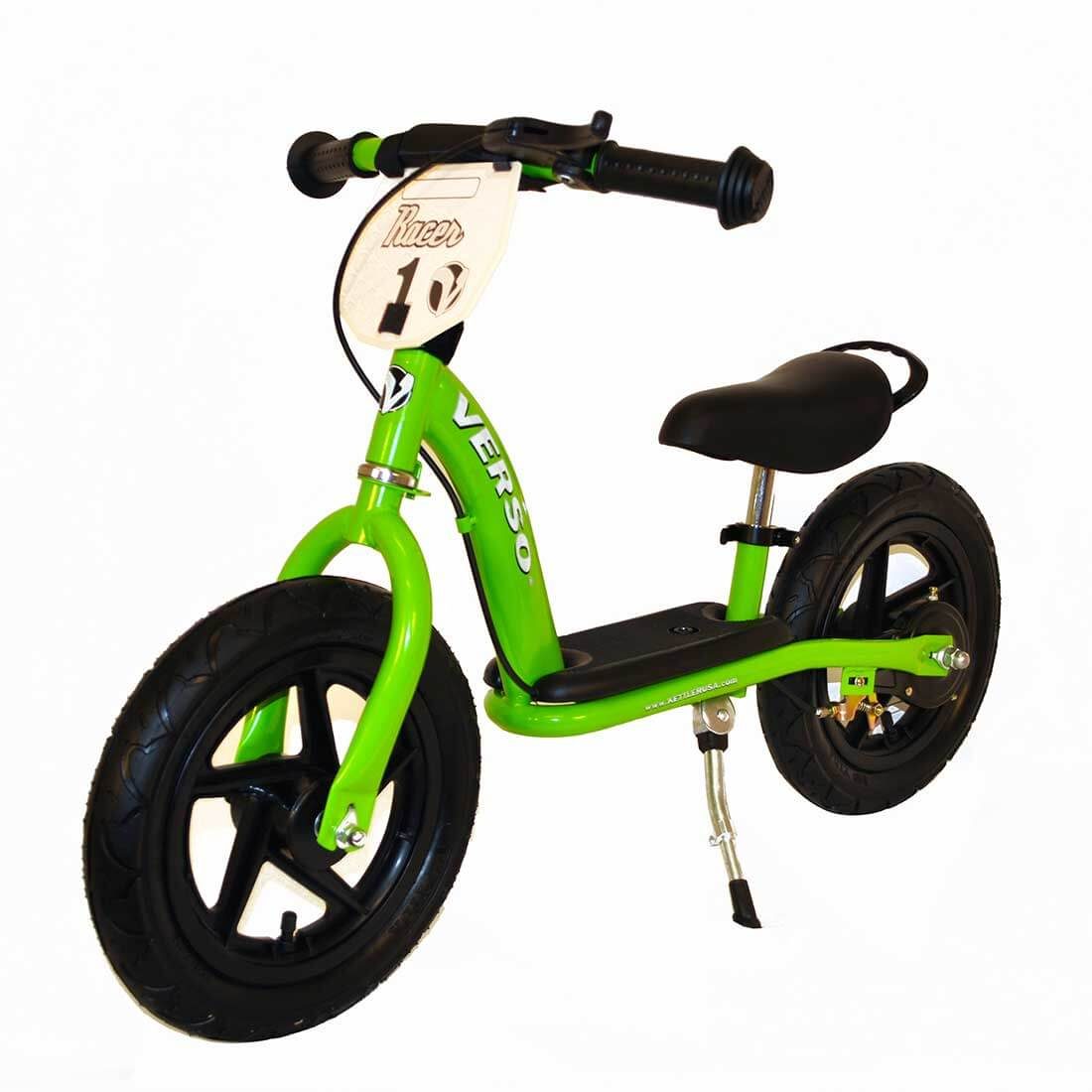 12 inch Racer Balance Bike with Push-Bar