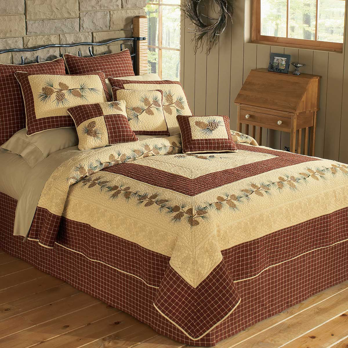 Quilts and Bedding