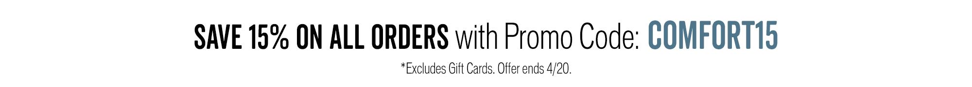Promo Code Offering