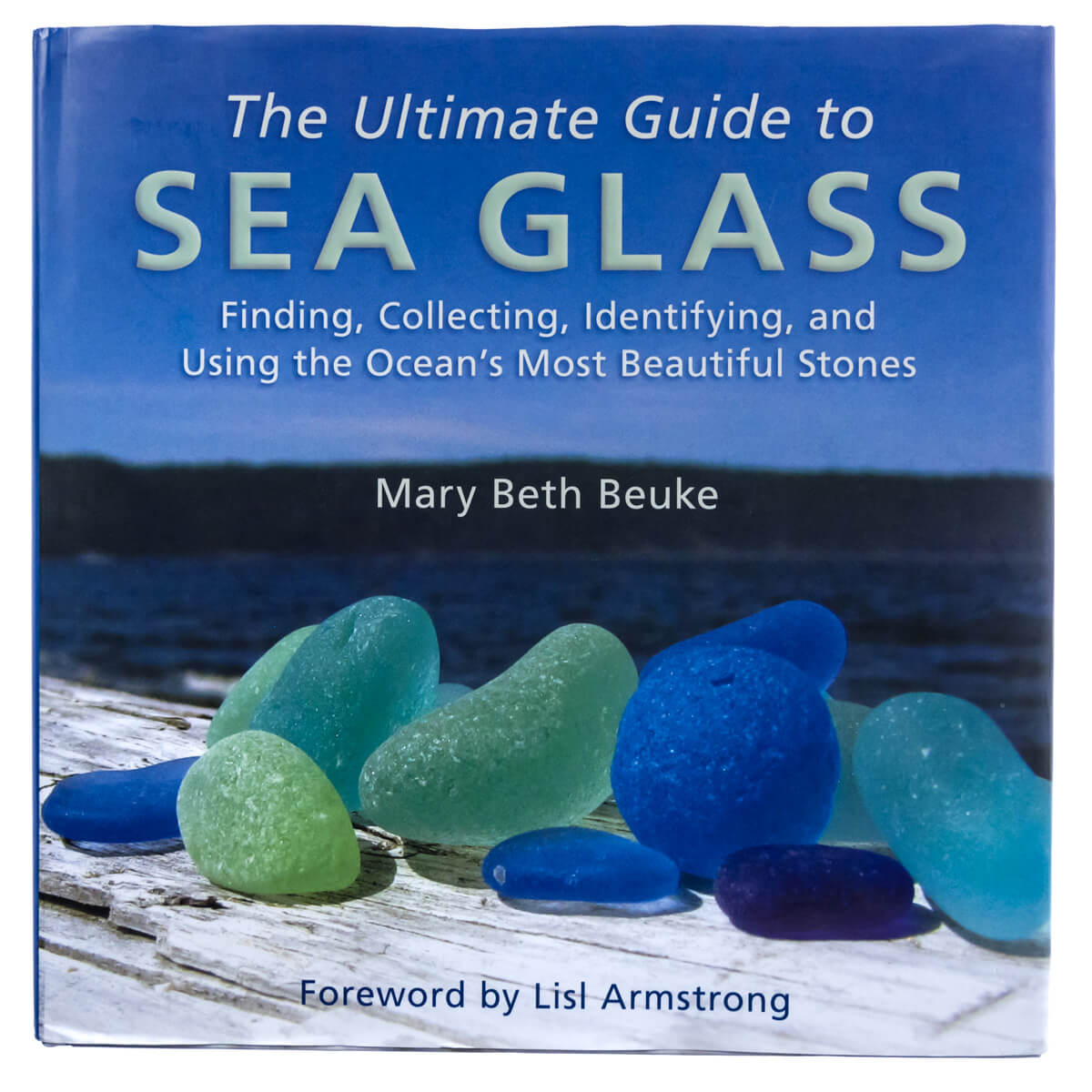 The Ultimate Guide to Sea Glass Book