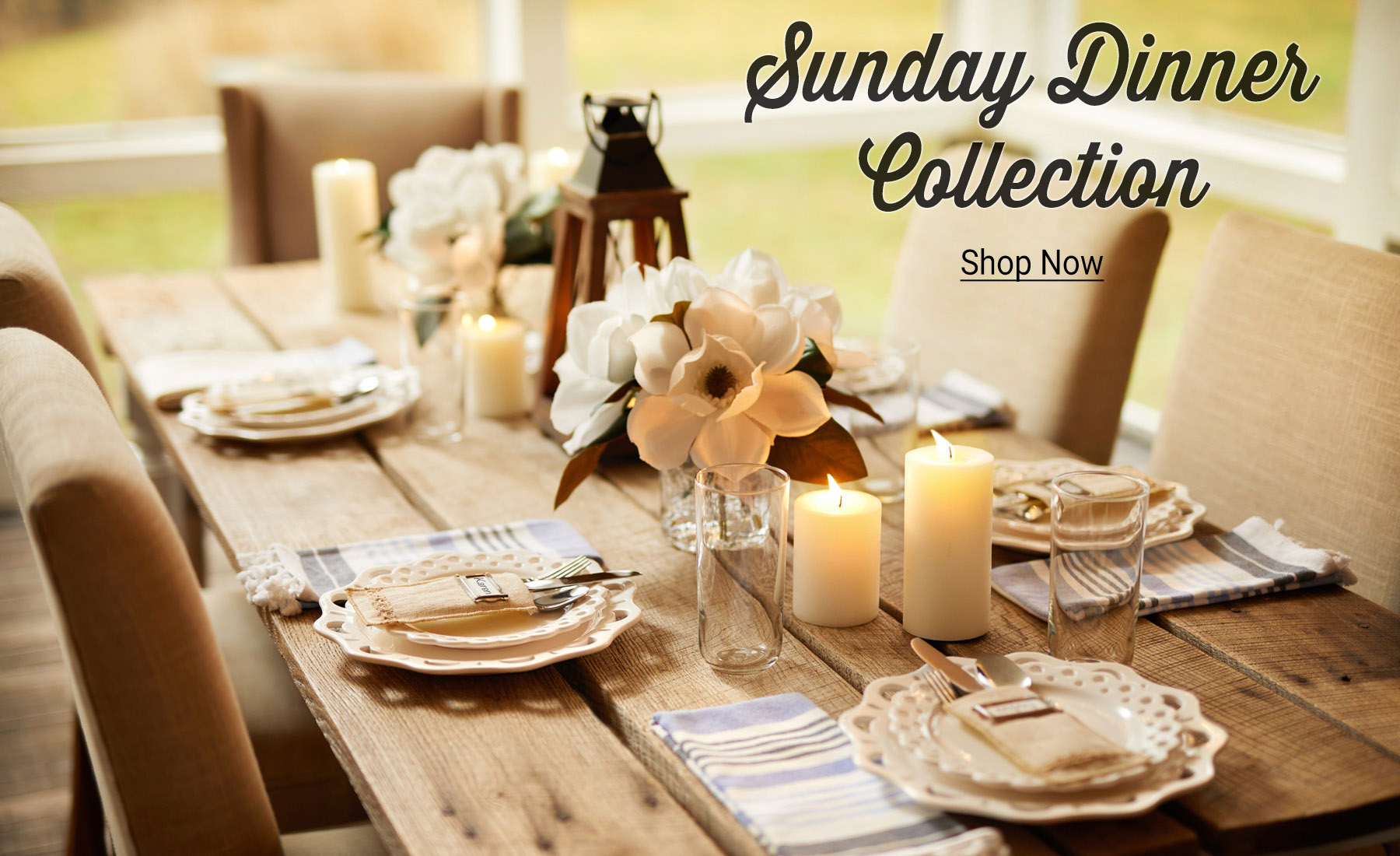 Sunday Dinner Collection