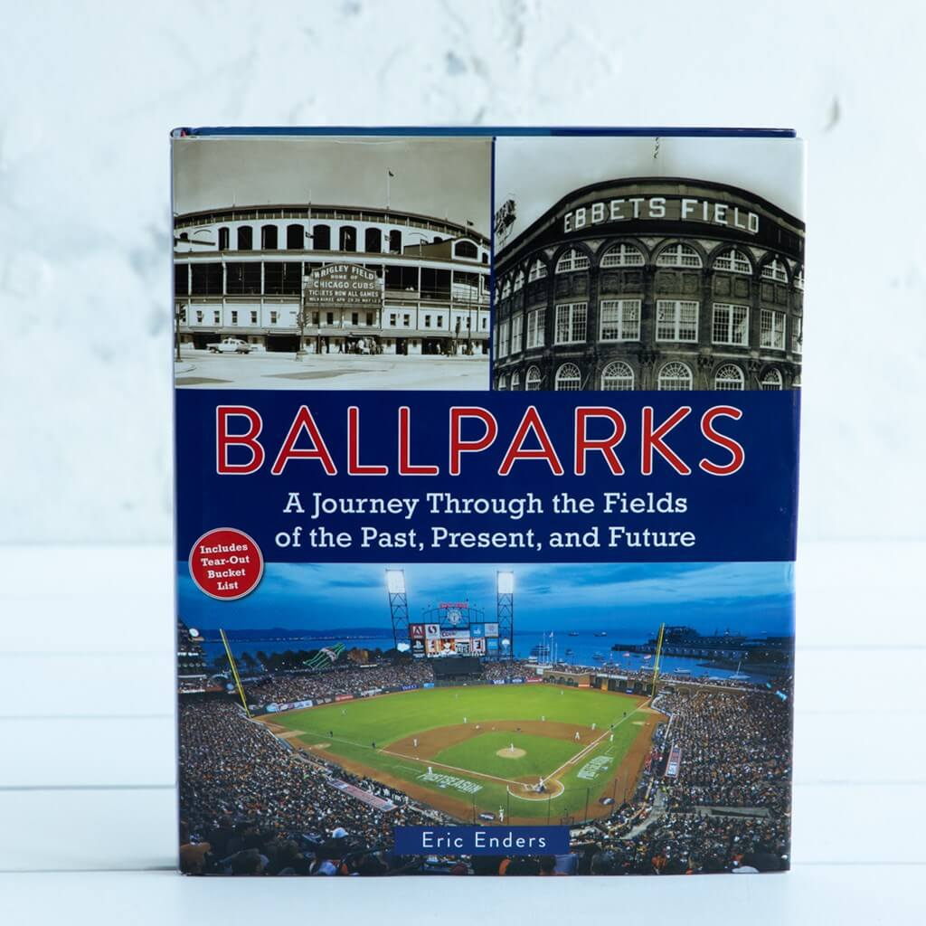 Ballparks Book