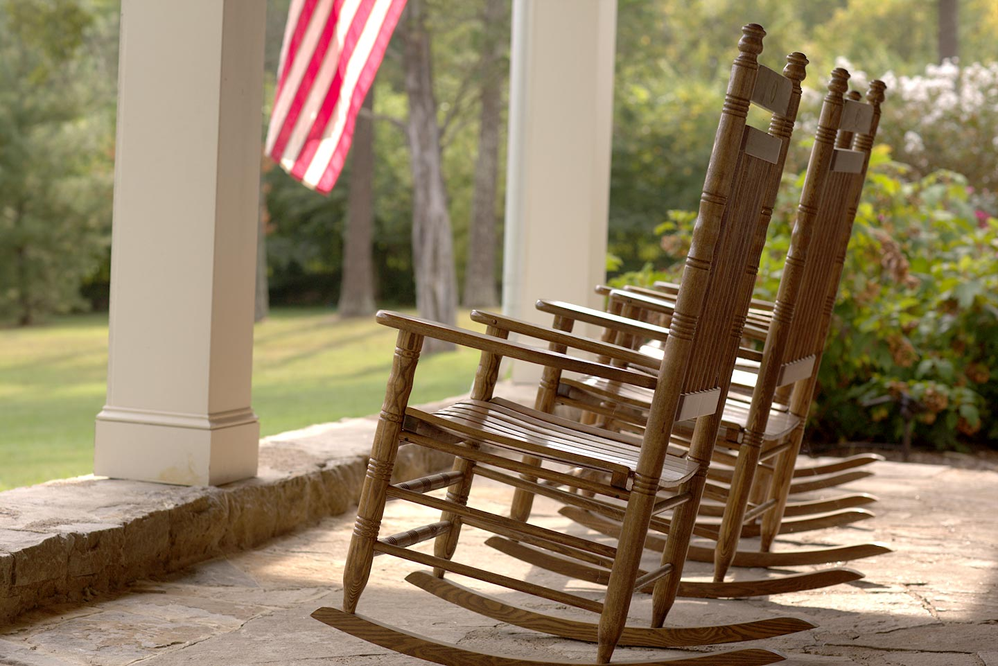 The Relaxing Lull Of A Rocking Chair Takes You Back To Simpler Times Of  Sipping Sweet Tea And Enjoying Every Little Thing With Friends And Family.