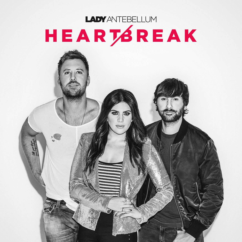 Lady Antebellum - Heart Break CD
