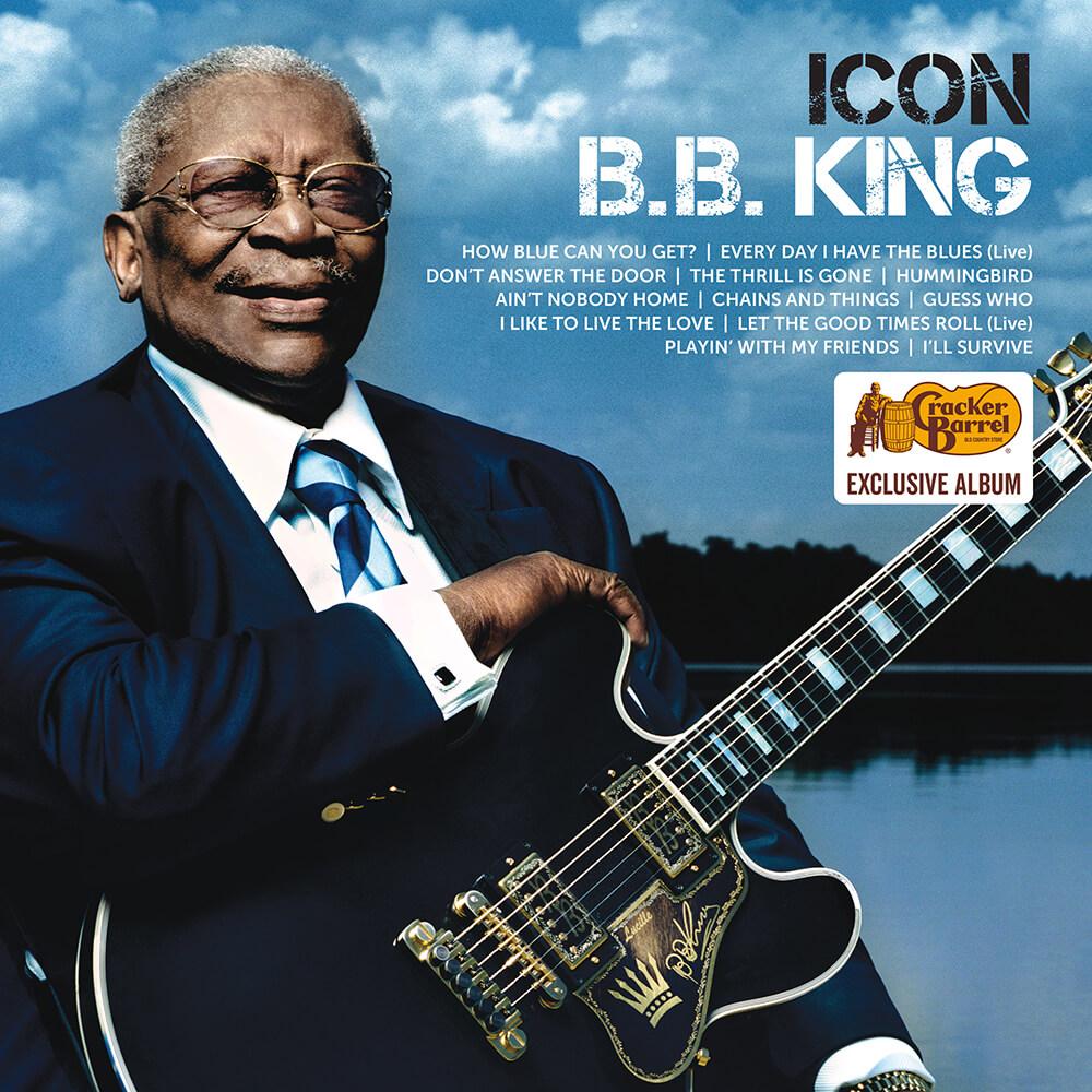 Exlusive B.B. King - Icon LP