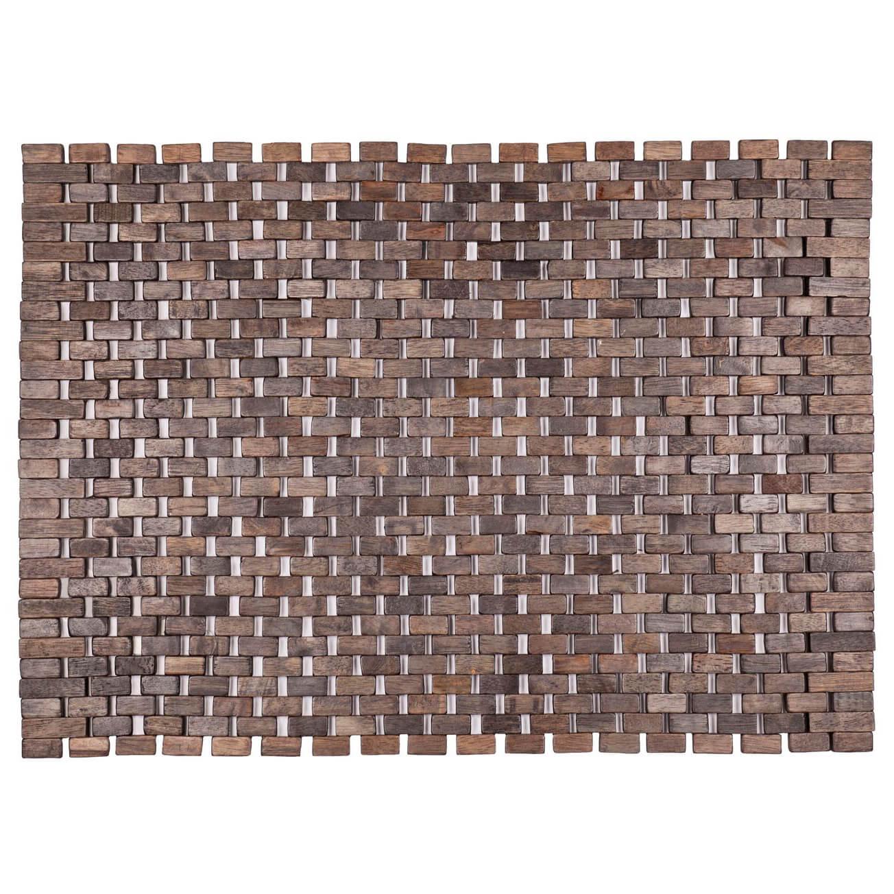 TR Exotic Wood Mat - Black