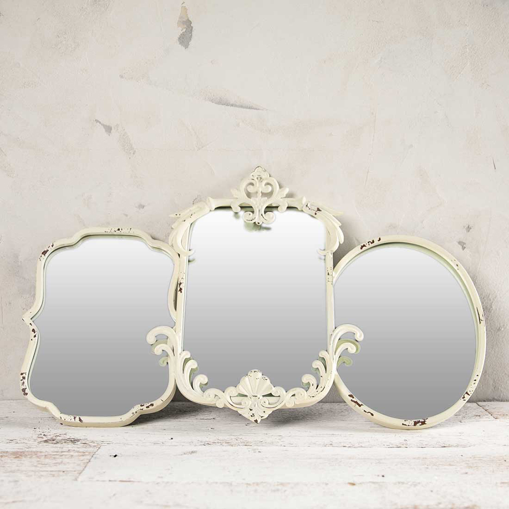 Metal Mirrors Wall Decor