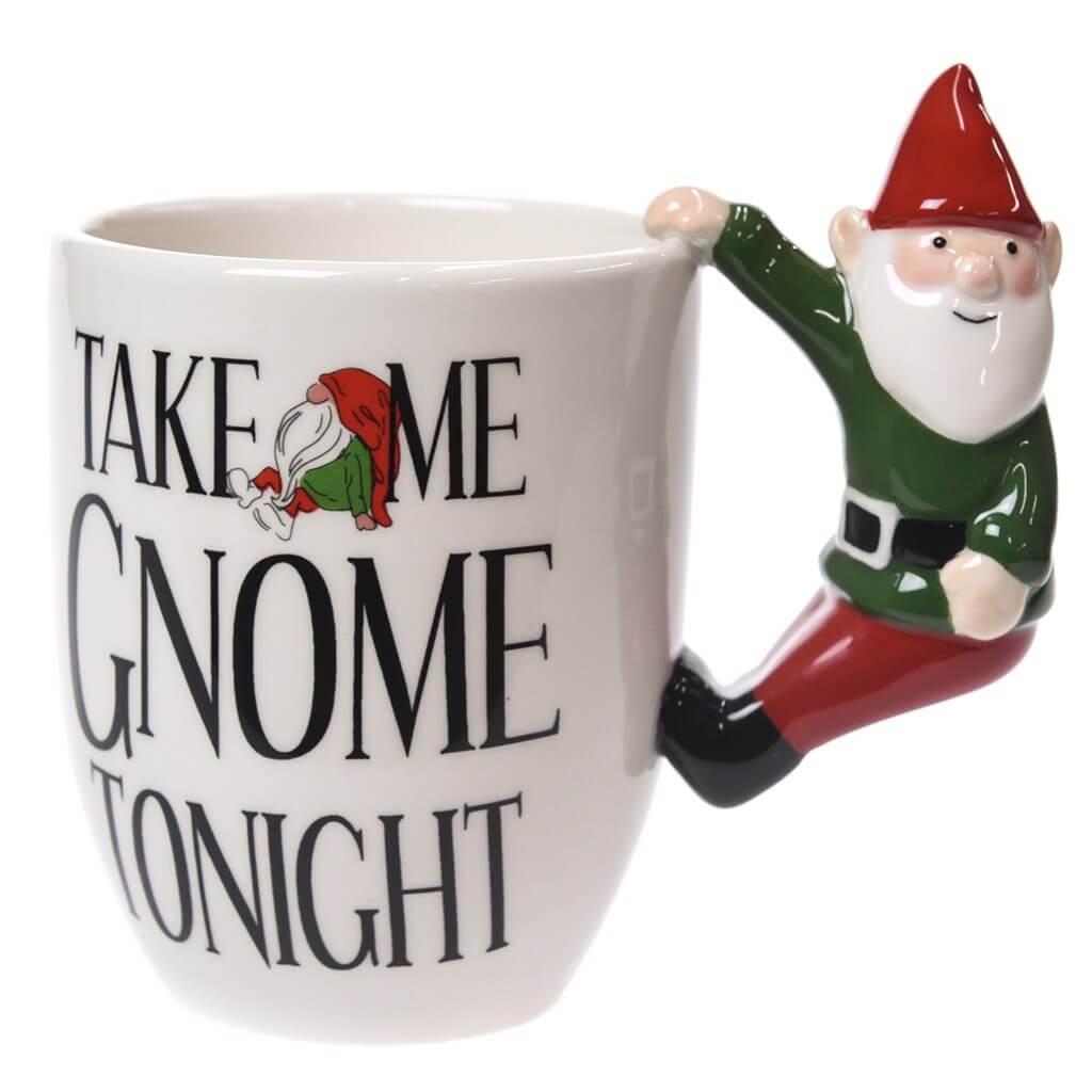 Gnome Christmas Mug