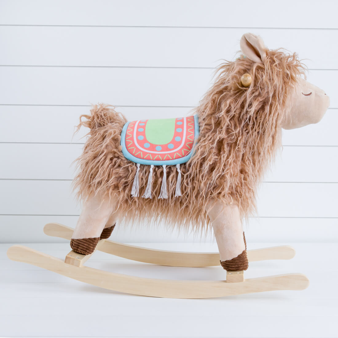 Llama Ride-On Rocker