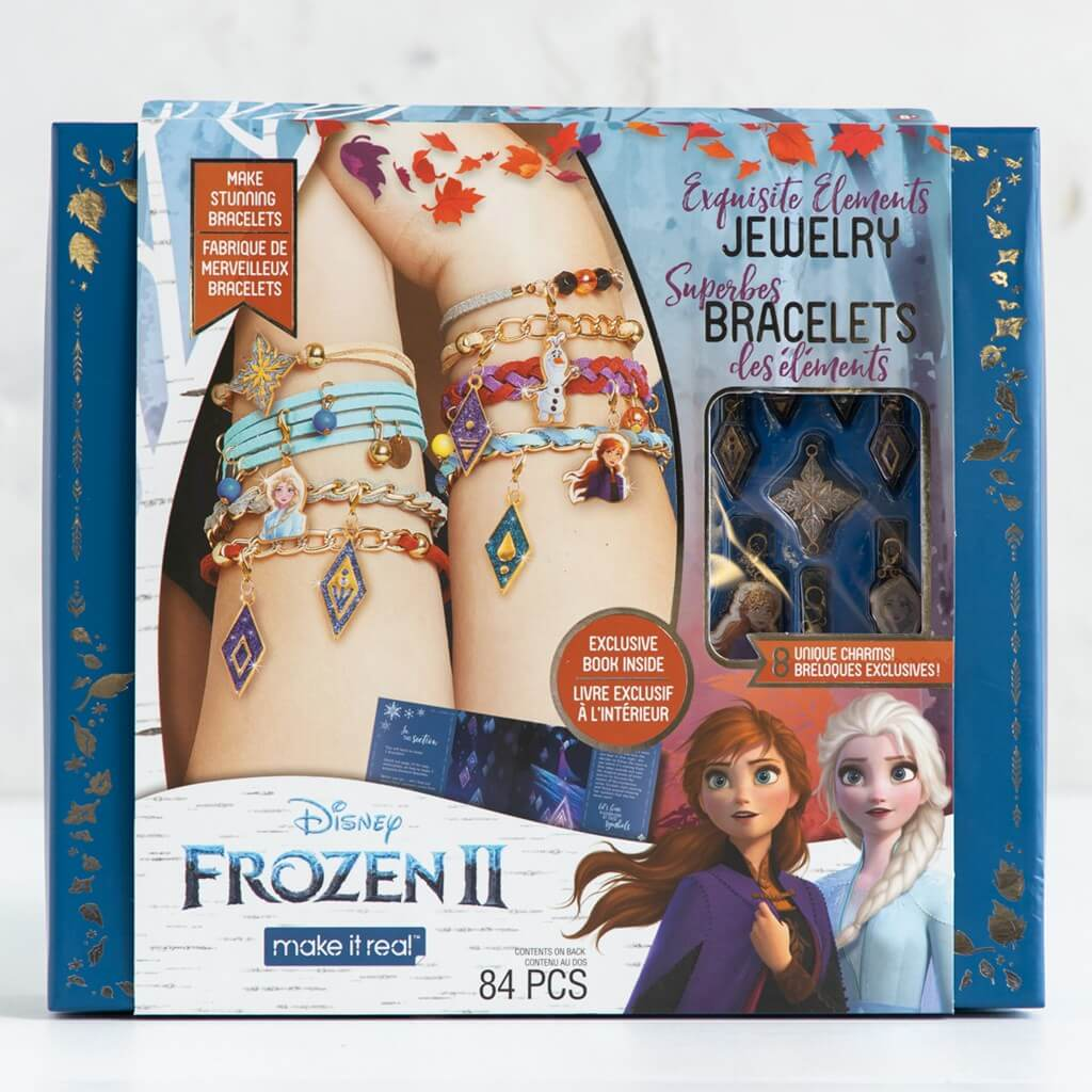 Frozen Jewlery Set