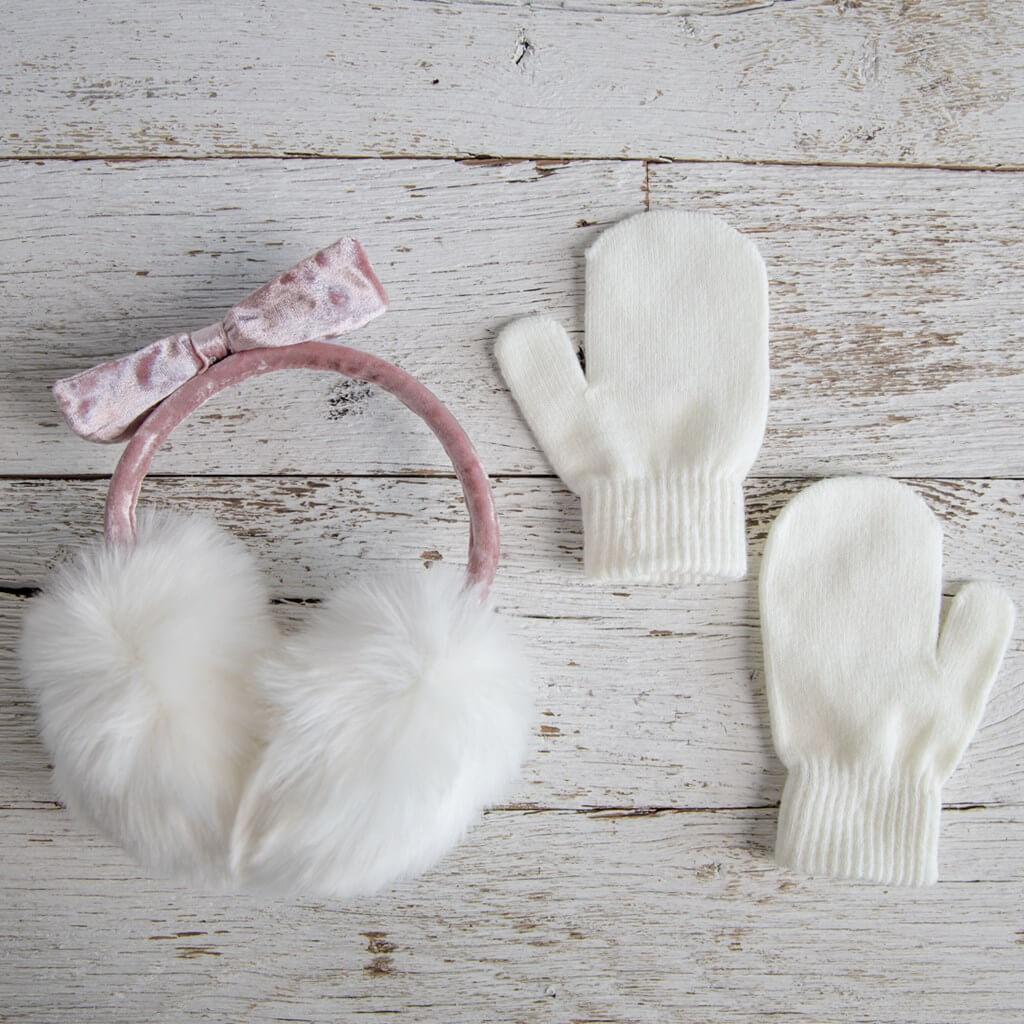 Velvet Ear Muffs