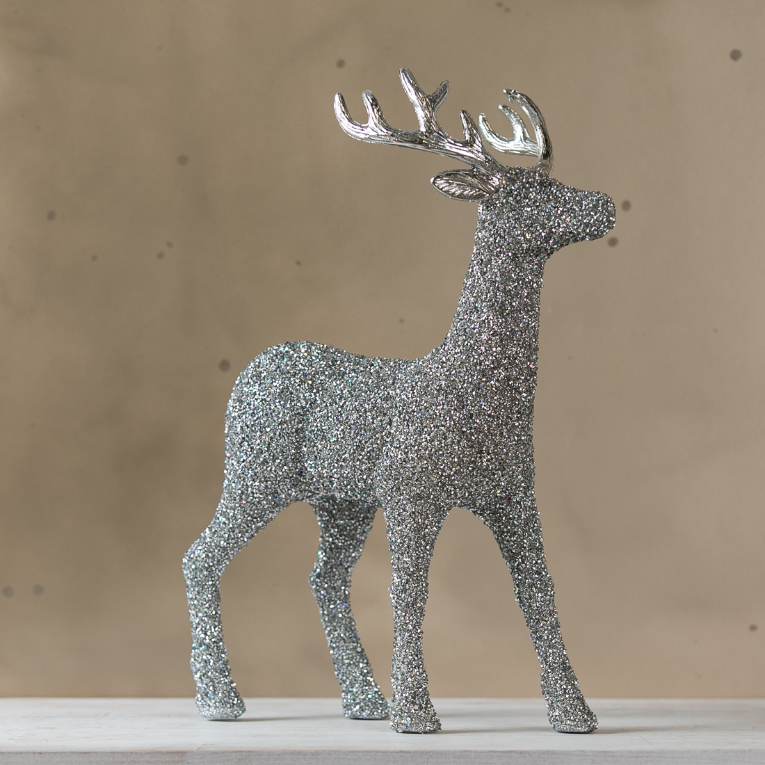 Reindeer decorative figure