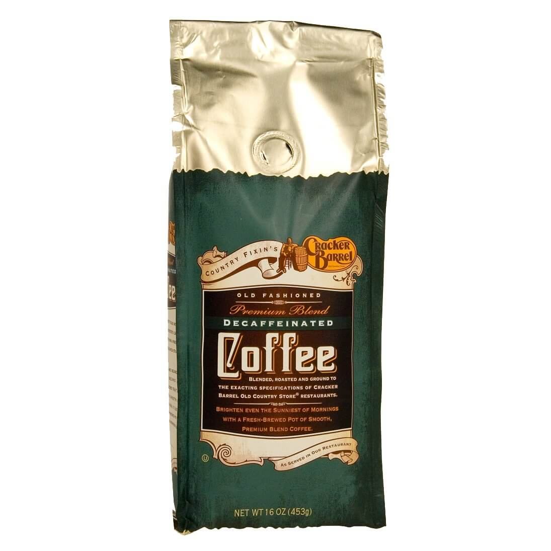 Shop Cracker Barrel Decaf Coffee