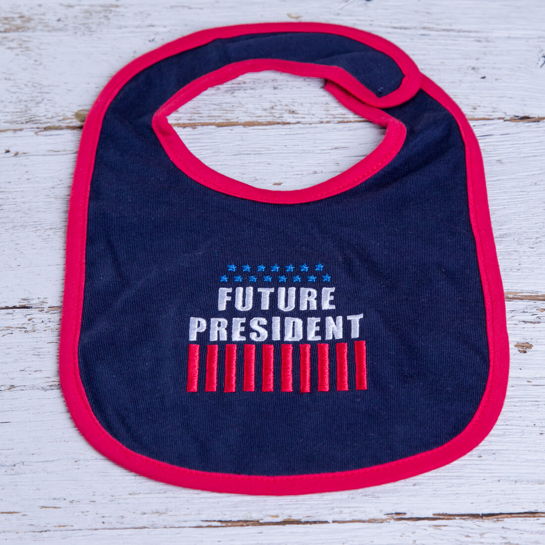 Future President Bib