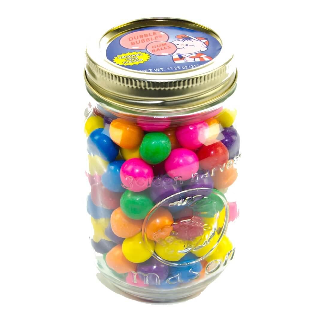Bubble Gum Jar