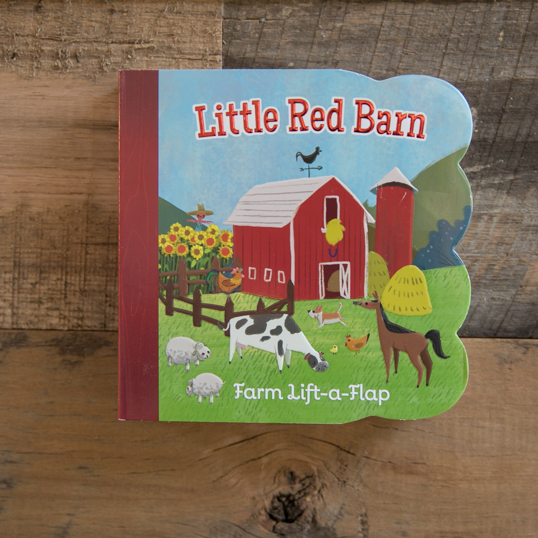 Little Red Barn Book