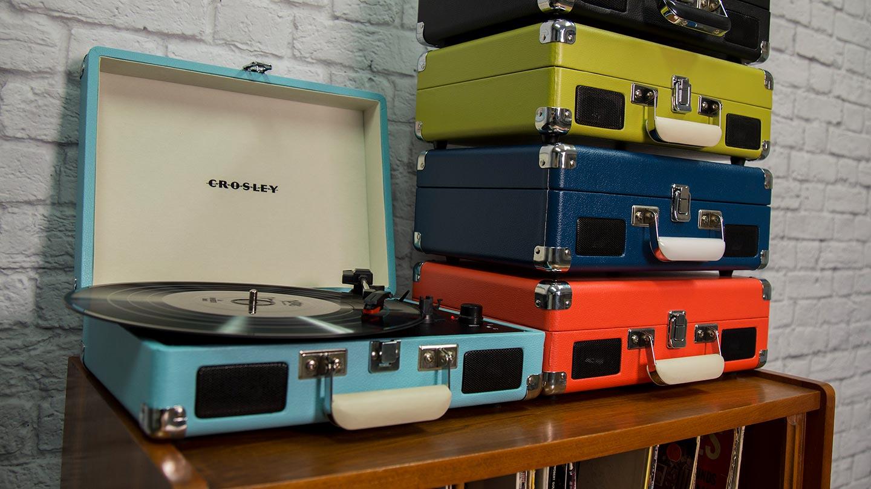 Crosley and Vinyl Sale