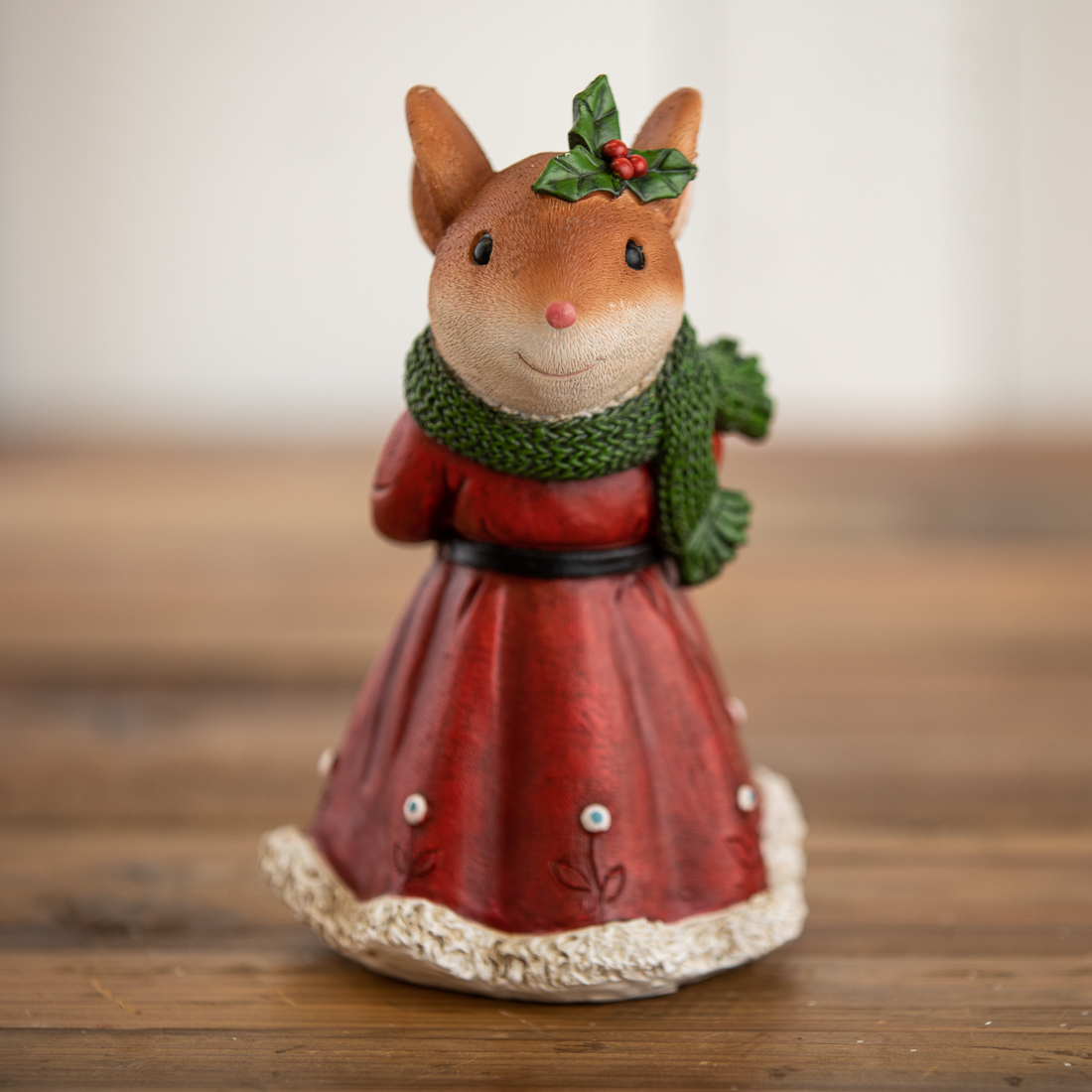 Mouse Figurine