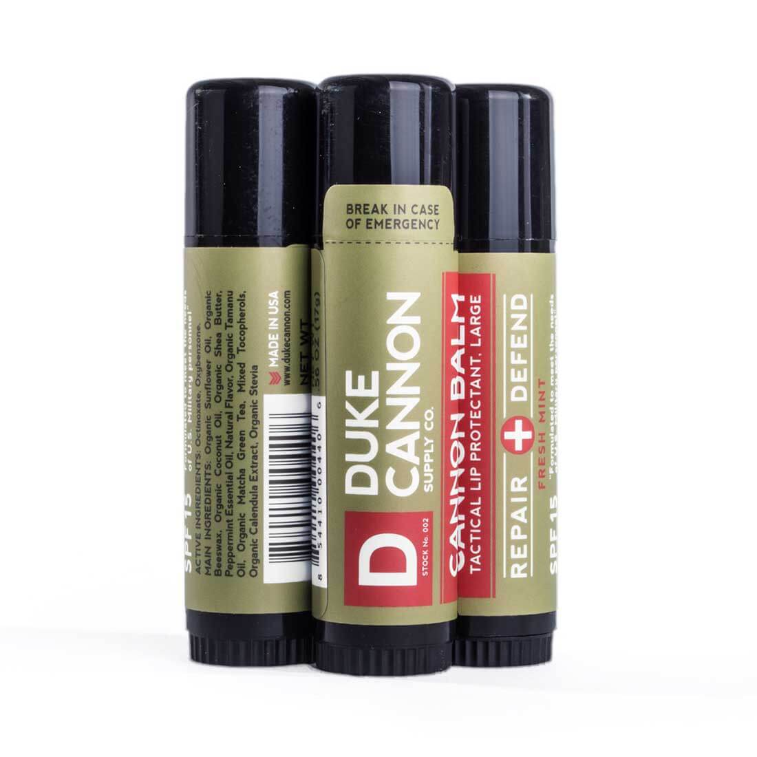 Shop Duke Cannon Tactical Lip Protectant