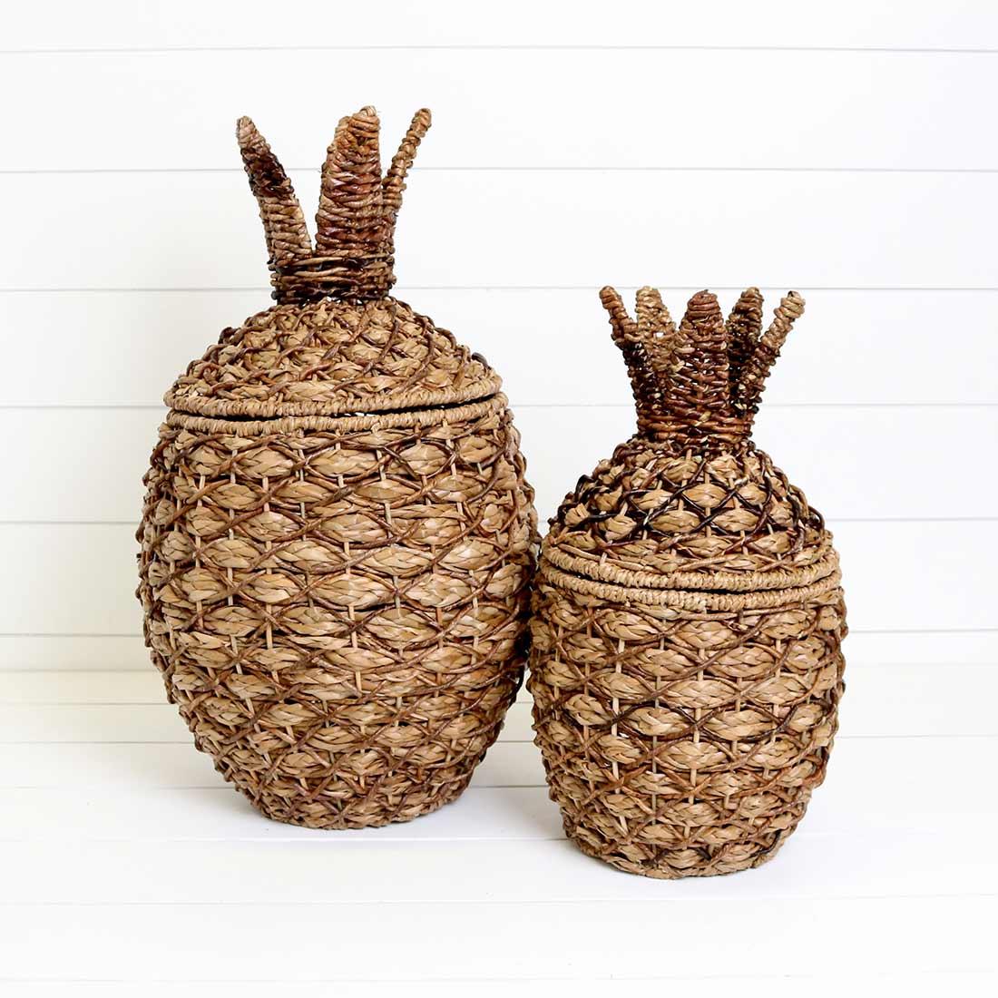 Pineapple Baskets
