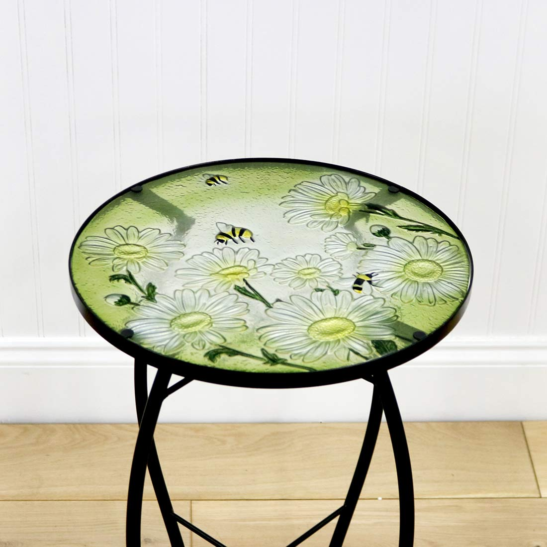 Bee Glass Side Table