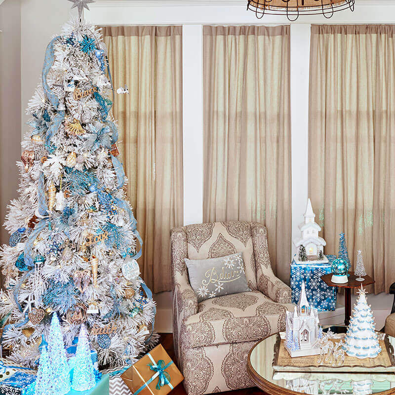 Elegant Christmas Decor and Ornaments