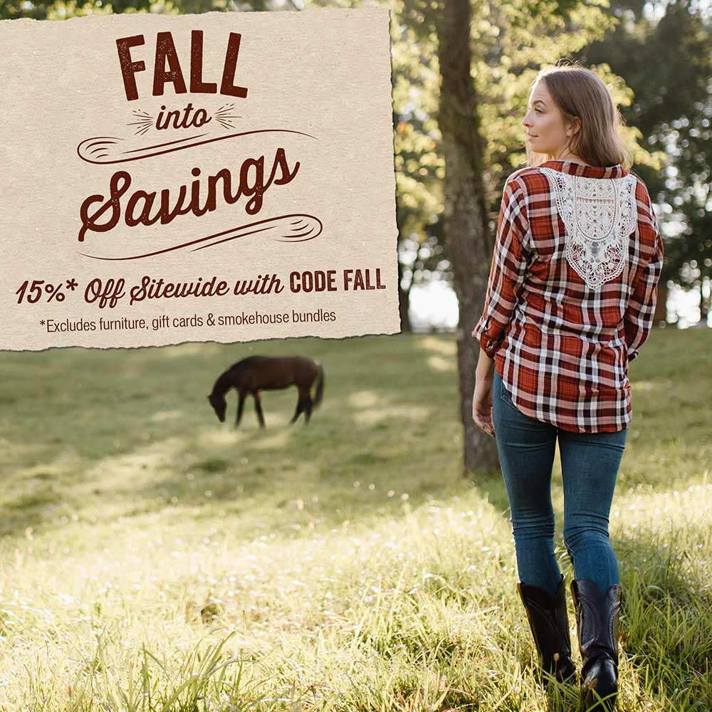 Women's Fall Apparel - Fall into Savings Sale