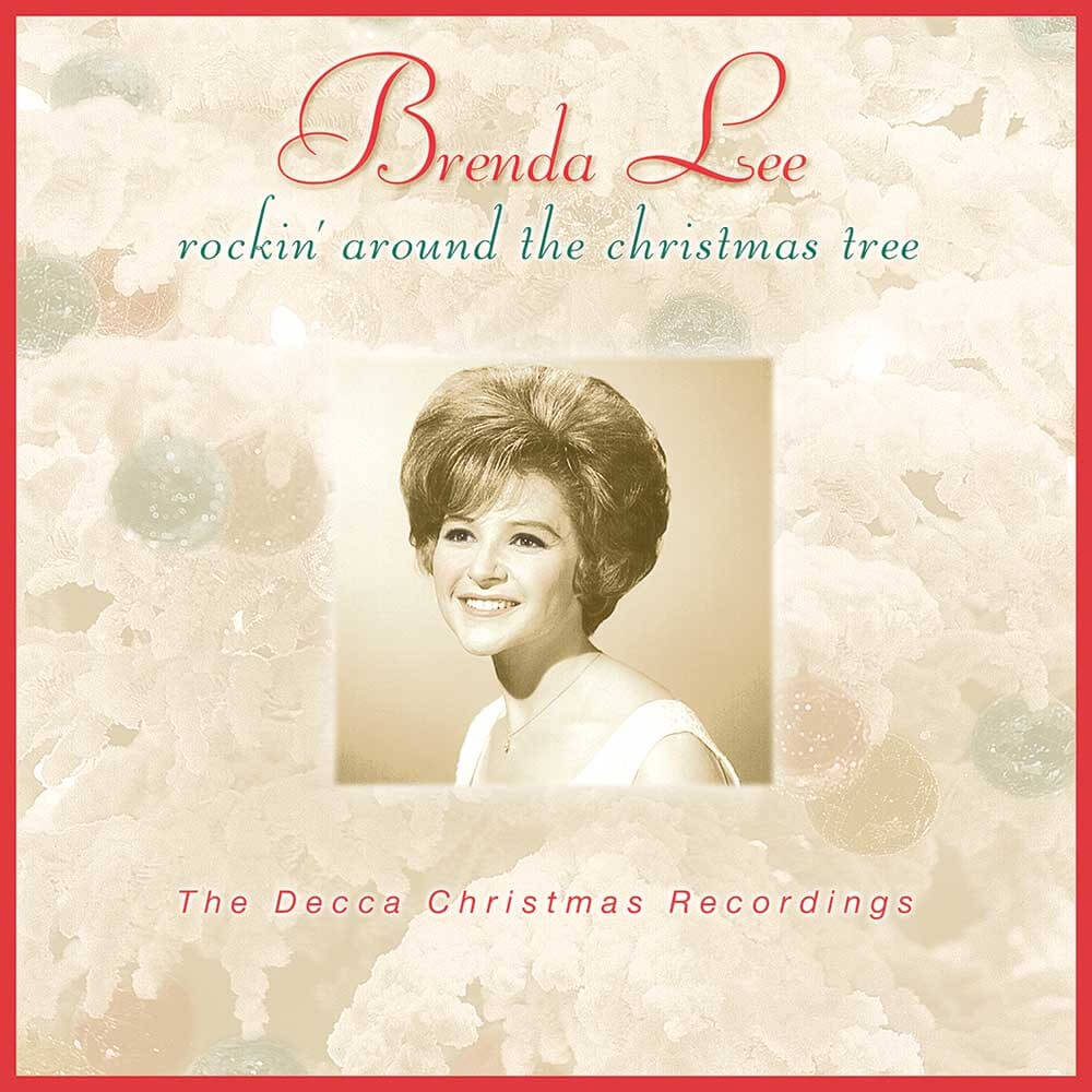 Brenda Lee Rockin Round the Christmas Tree Record Vinyl