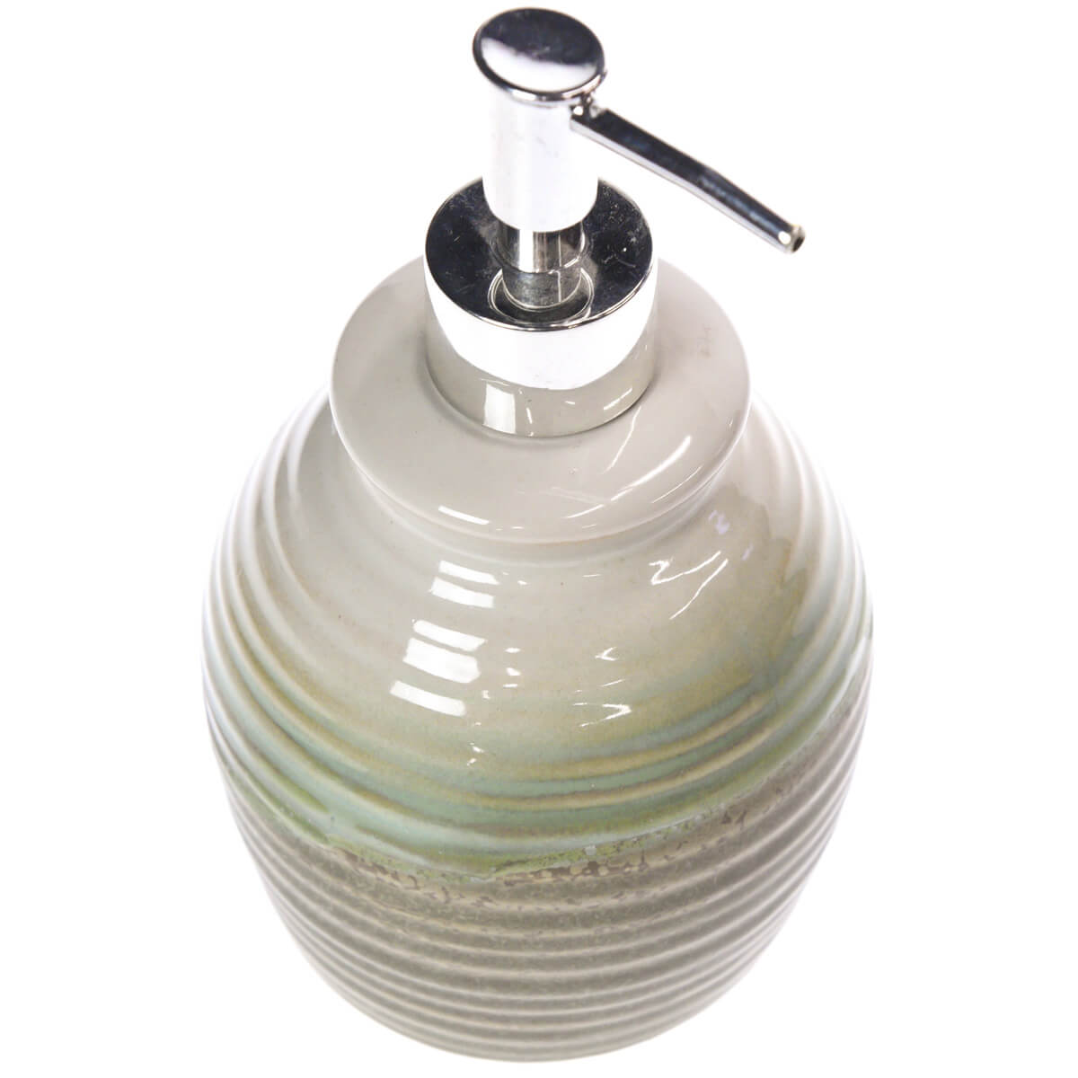 Oh Gussie Stoneware Soap Dispenser