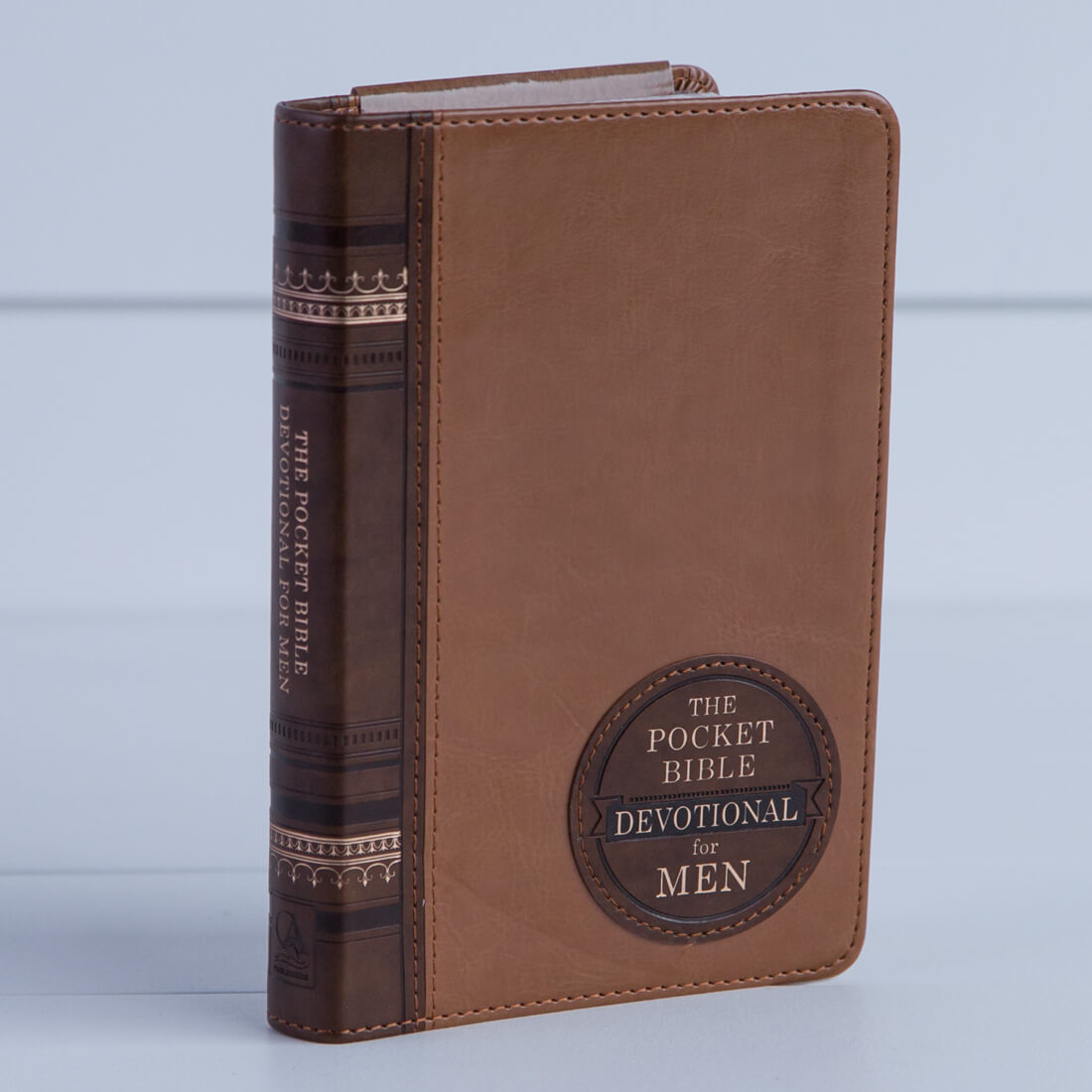 The Pocket Bible Devotional for Men